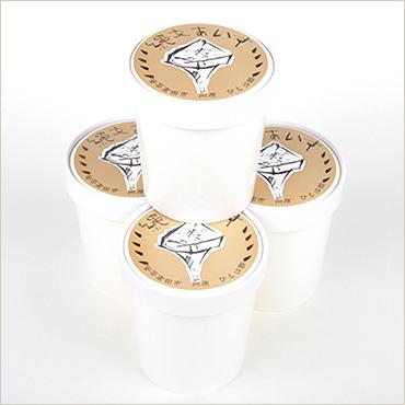 縄文あいすファミリーカップ
